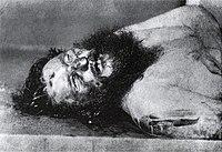 রাসপুটিনের পোস্ট-মর্টেম ছবি
