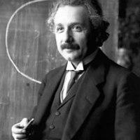 Zitat am Freitag: Einstein über das Holzhacken