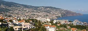 English: City of Funchal, Madeira