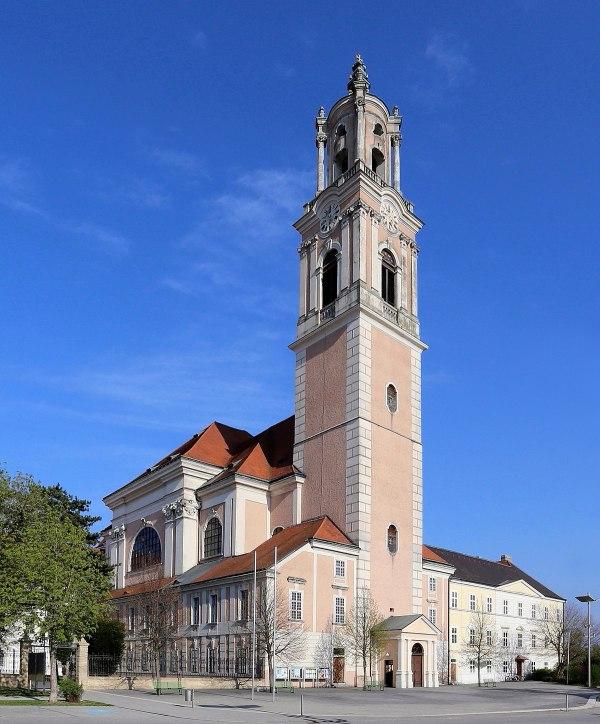Herzogenburg Monastery - Wikipedia