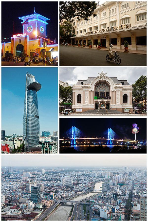 Ho Chi Minh City Wikipedia