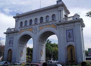 "Guadalajara's ""Los Arcos"""