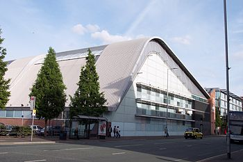 English: Manchester Aquatics Centre
