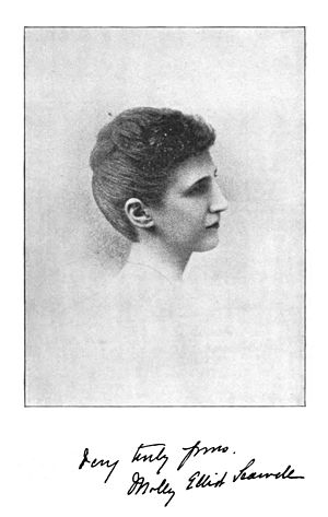 English: Molly Elliot Seawell 1860-1916