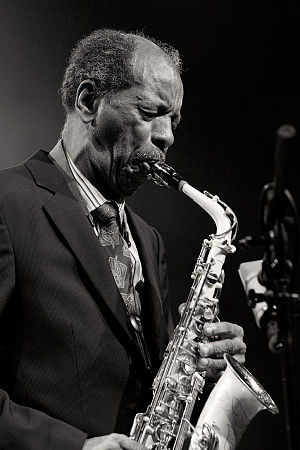 English: Ornette Coleman, Moers Festival 2011