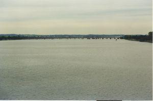 The tidewater Potomac near Arlington County, V...