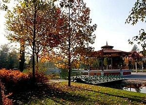 Parque de las Minas en Pozuelo de Alarcón