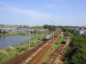 粵海鐵路 - 維基百科,自由的百科全書