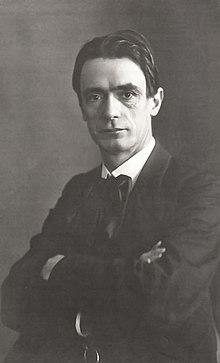 Rudolf Steiner  Begründer von der Waldorfschule