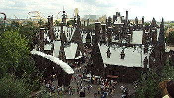 English: The Wizarding World of Harry Potter, ...