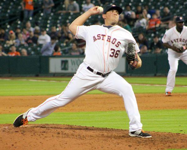 Will Harris Houston Astros