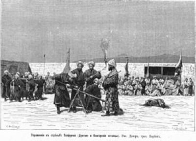 Tongzhi Hui Revolt