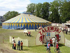 "Circus ""Zalewski"" from Poland"