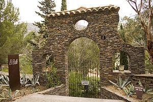 Archway to El Bulli