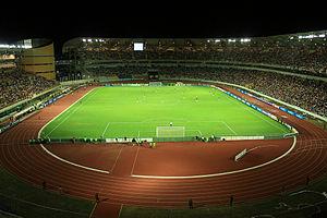 Estadio Cachamay  Wikipedia la enciclopedia libre