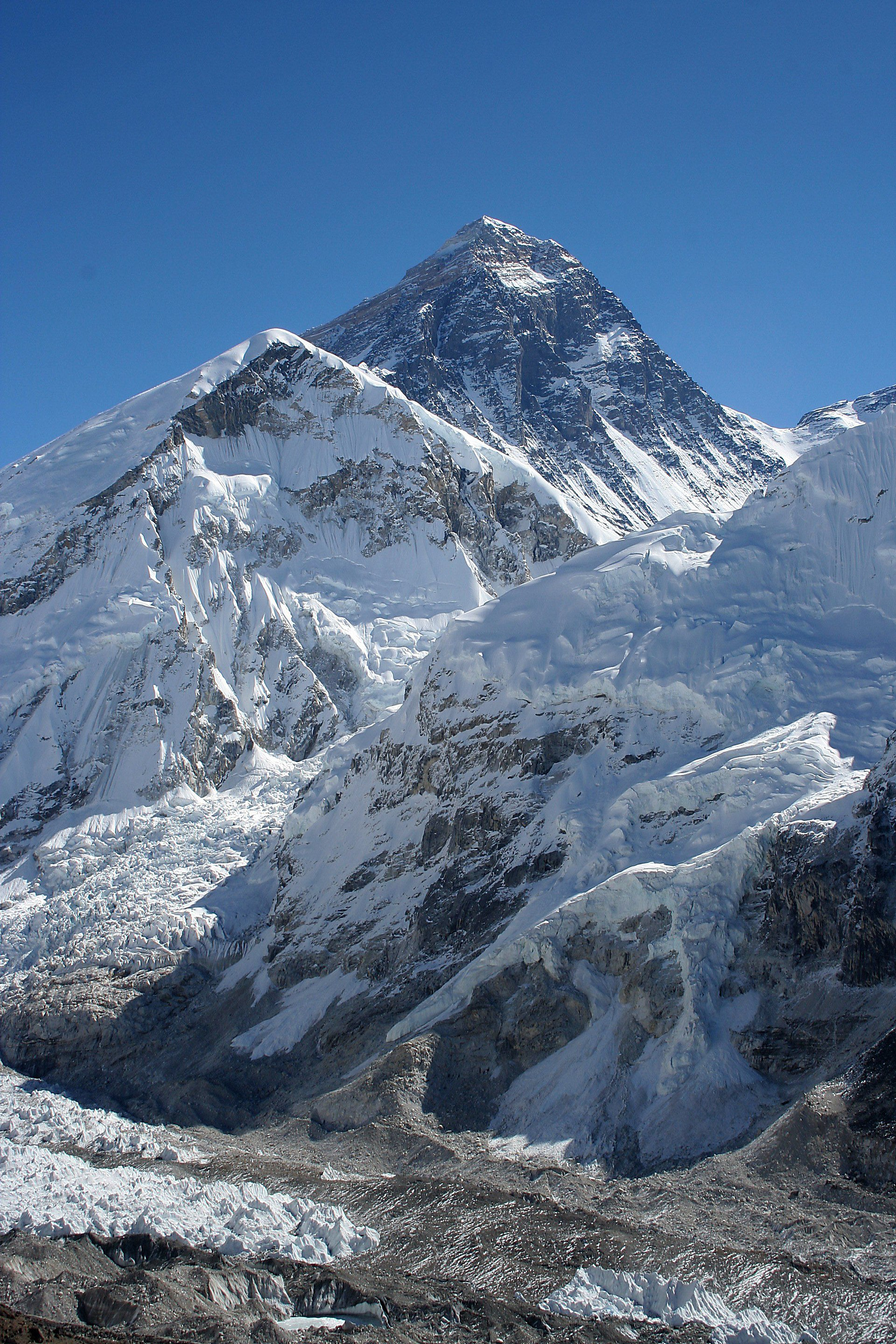 1953 British Mount Everest Expedition  Wikipedia