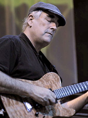 English: Fred Frith, moers festival 2010