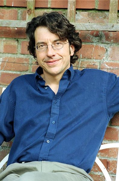 British ecologist, journalist and activist, George Monbiot (Wikimedia image)