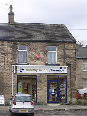 Oue co-op looked like healthy living pharmacy
