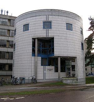 The Hubert Lamb Building, University of East A...
