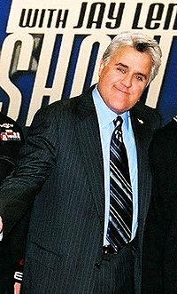 Jay Leno in 2005