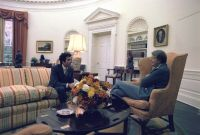 File:Jimmy Carter meets with Jack Watson, cabinet ...