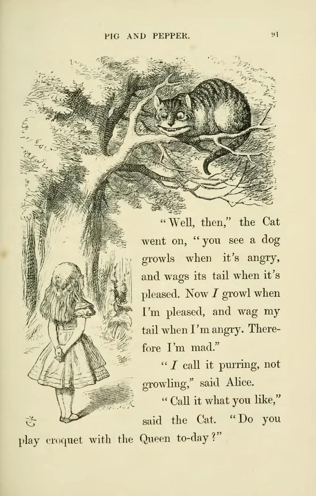 Page Lewis Carroll