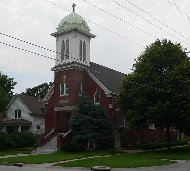 File:Lincoln, Nebraska Ebenezer Congl Church from SE 1.JPG