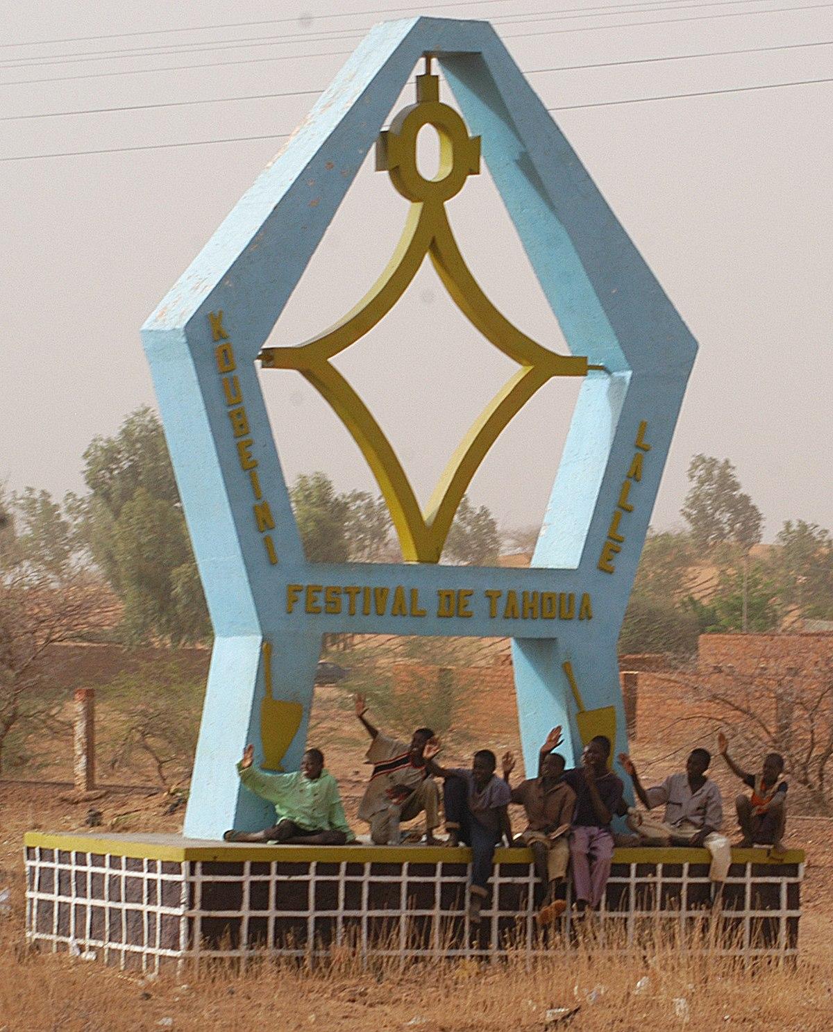 Niger meridionale  Wikivoyage guida turistica di viaggio