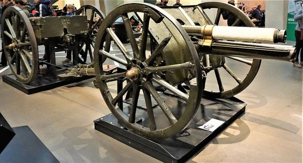 Néry Gun - Imperial War Museum - Joy of Museum
