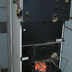 Residential House Wiring Diagram 2004 Kia Sedona Radio Central Heating - Wikipedia