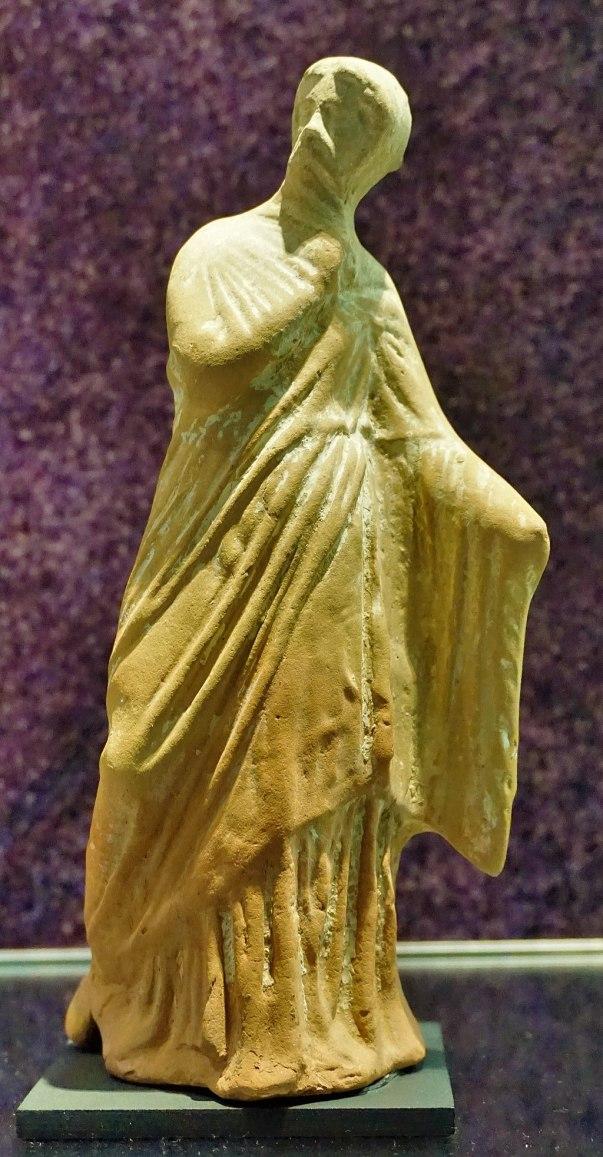 Figurine of a Dancer