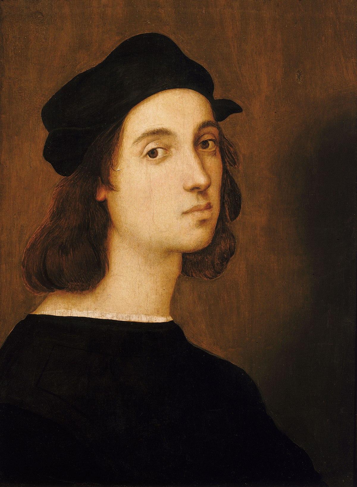 Pelukis Terkenal Di Dunia : pelukis, terkenal, dunia, Raphael, Wikipedia