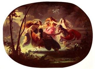 Robert Alexander Hillingford- The Fairy Dance