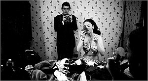Stanley Kubrick was a Look magazine photograph...