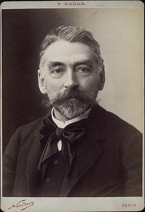 English: French writer Stephane Mallarme