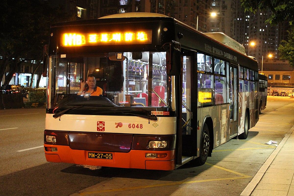 澳門巴士N1B路線 - 維基百科,自由的百科全書