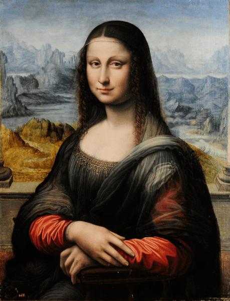 File:The Joconde by a student of Leonardo da Vinci.png