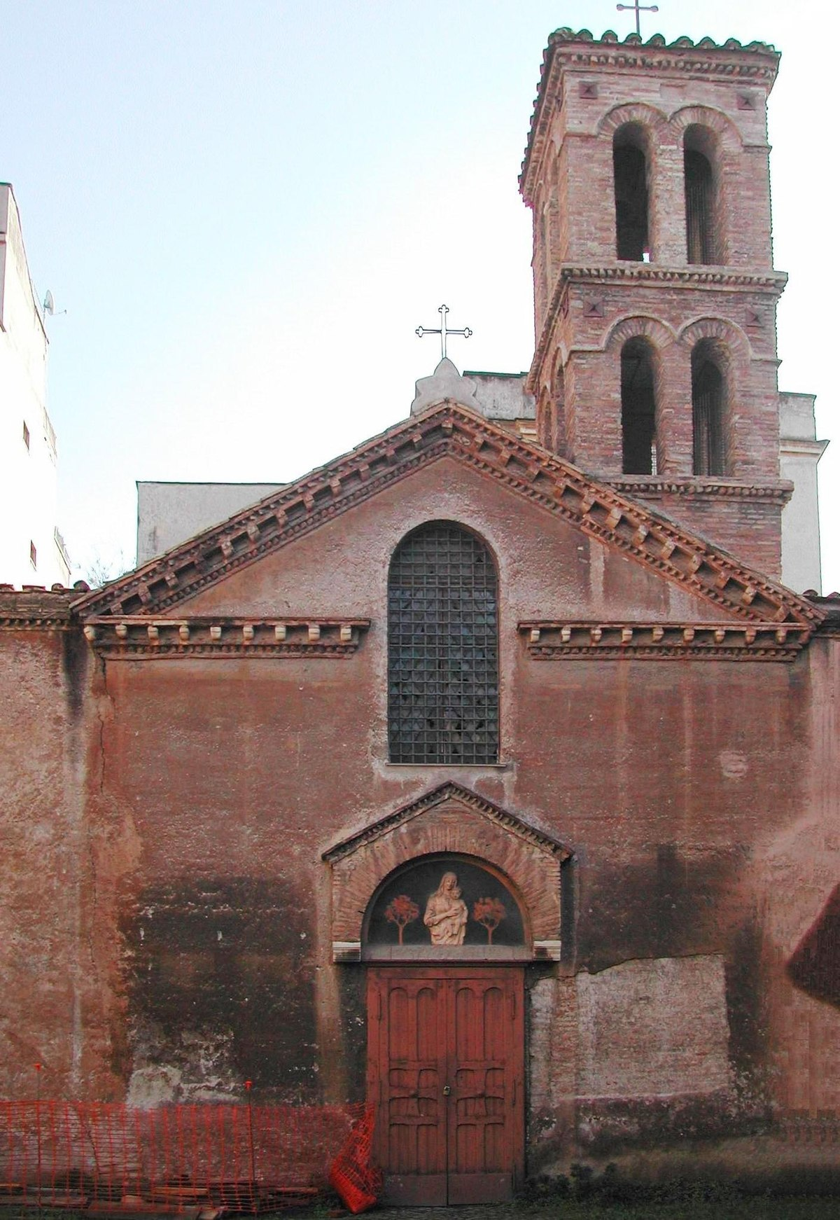 Chiesa di Santa Maria in Cappella  Wikipedia