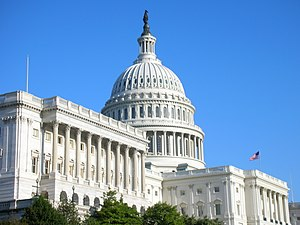 United States Capitol Dome.