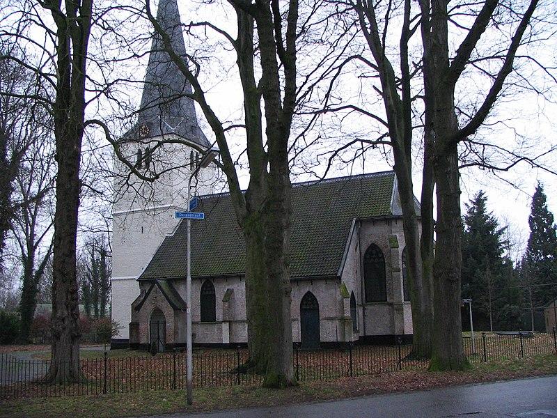 Witte kerkje, Neerbosch, Nijmegen