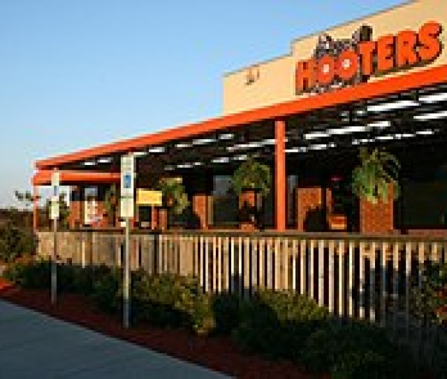Hooters In Morrisville North Carolina In February 2009