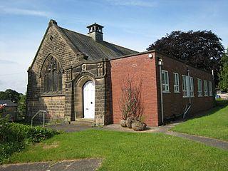 Aberford Methodist Church, Main Street South, Aberford