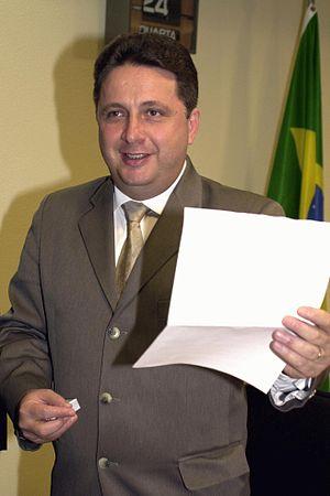Anthony Garotinho.