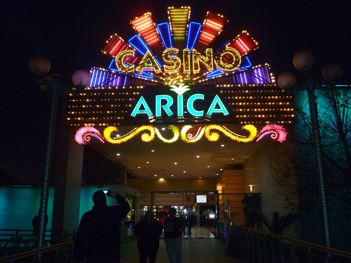 Casino Arica  Wikipedia la enciclopedia libre