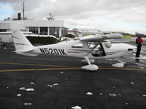 English: Cessna 162 Skycatcher serial number 1...