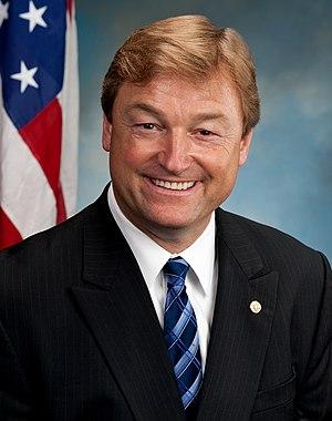 English: US Senator Dean Heller