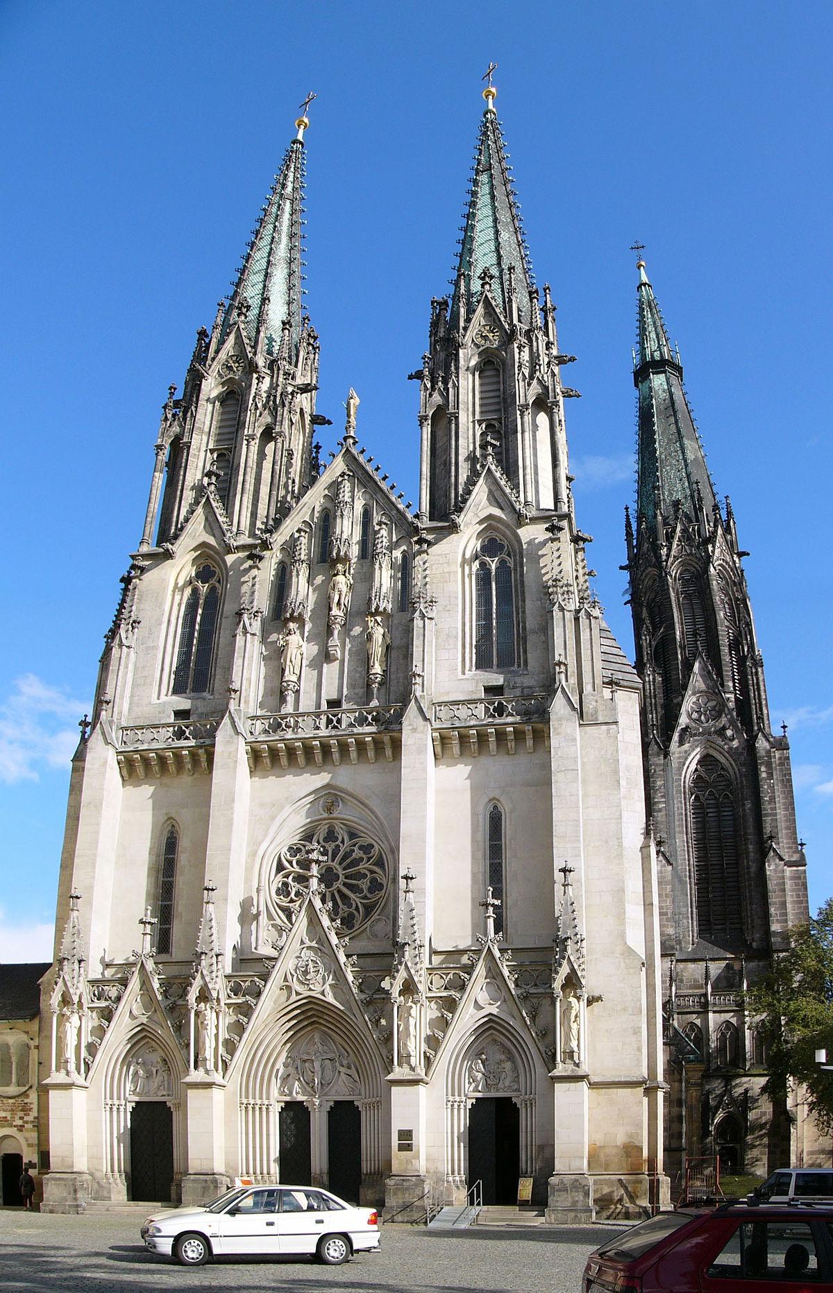 Catedral de San Venceslao  Wikipedia la enciclopedia libre