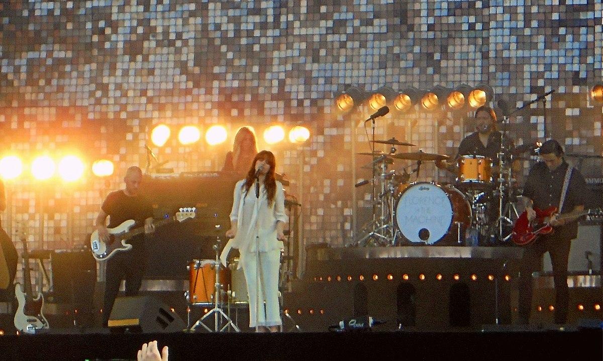 Florence and the Machine  Wikipedia la enciclopedia libre