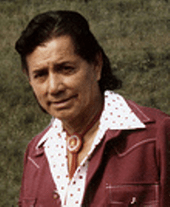 Jay Silverheels at Meadows racetrack Pennsylvania in the 1970s